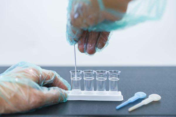 PCR-test covid-19