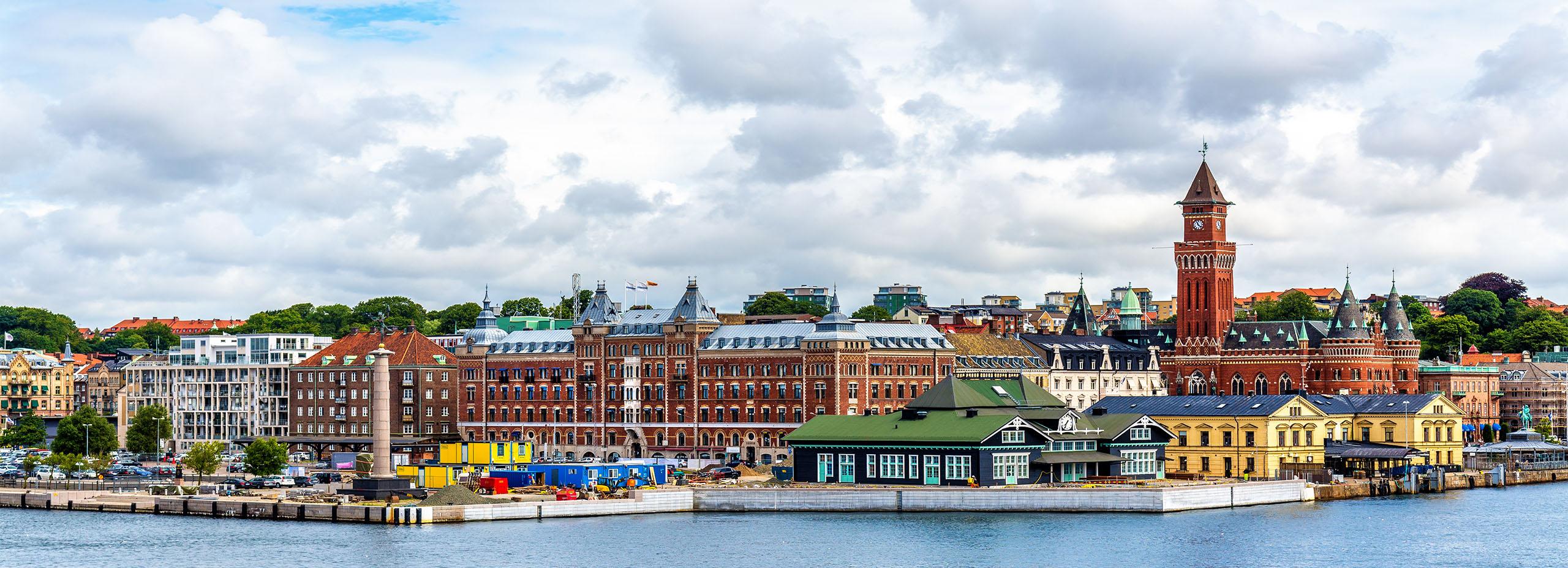 Helsingborg centrum