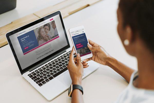 Mobila Doktorn ny webbplats